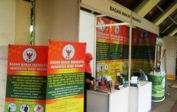 - 1 satu - Sambut Tahun Baru, BWI Sosialisasikan Wakaf