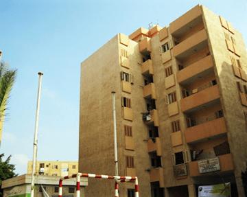 Wakaf berupa asrama mahasiswa di Yordania.  - 2015 asrama wakaf johor dijordan - Walikota Medan: Wakaf Memiliki Potensi Ekonomi yang Besar