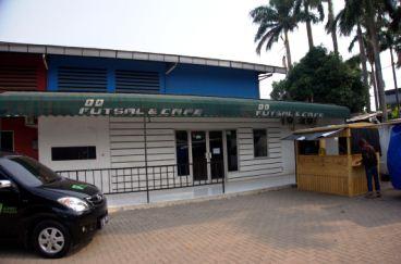 Wakaf Produktif Lapangan Futsal Komersial
