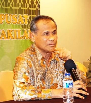 Wakil Ketua BWI Slamet Riyanto  - slamet riyanto - BWI: Wakaf Jadi Lokomotif Kemajuan Ekonomi Umat