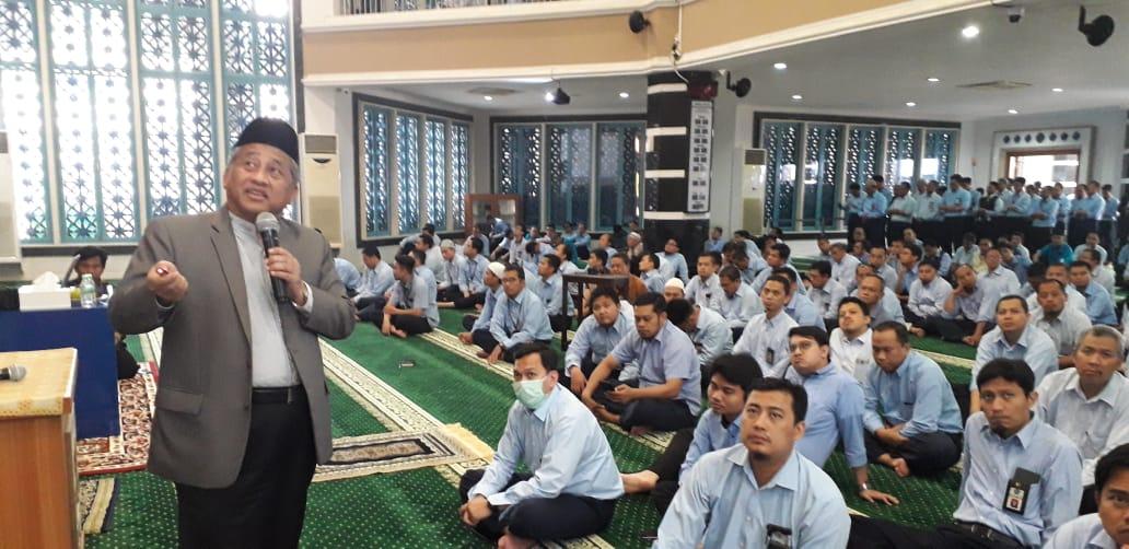 - pak nuh ceramah di masjid ditjen pajak jakarta - Wakaf, Membeli Sekarang Untuk Masa Depan