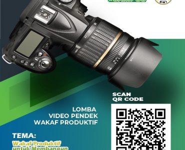 Lomba Video Wakaf Produktif Bogor lomba video wakaf - 20082019 Lomba Video Pendek Wakaf Produktif Square 370x300 - Lomba  Video Wakaf Produktif