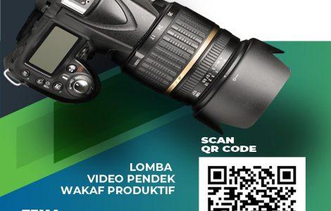 Lomba Video Wakaf Produktif Bogor
