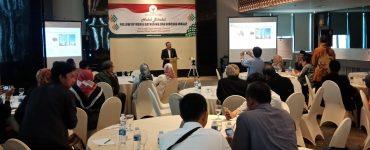 Halal Bihalal - Follow Up Media Gathering Dan Bincang Wakaf