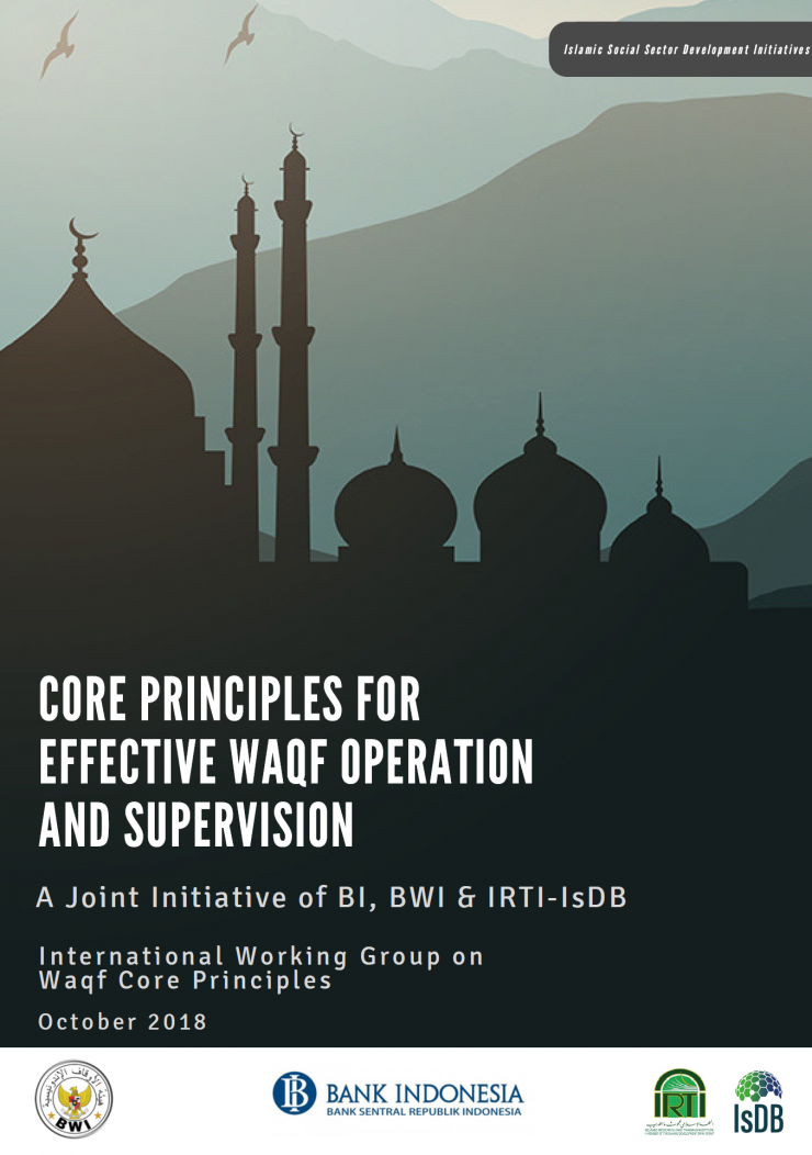 Waqf-Core-Principles-2018 waqf core principles - Waqf Core Principles 2018 740x1052 - Waqf Core Principles untuk efektifitas operasi dan pengawasan Wakaf
