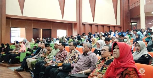 Prof. Dr. Ir. Mohammad Nuh, DEA menghadiri Wakaf Goes to Campus 7 Bogor wakaf mengubah mindset dari konsumtif ke produktif - Wakaf Goes to Campus 7 Bogor  585x300 - Wakaf Mengubah Mindset dari Konsumtif ke Produktif