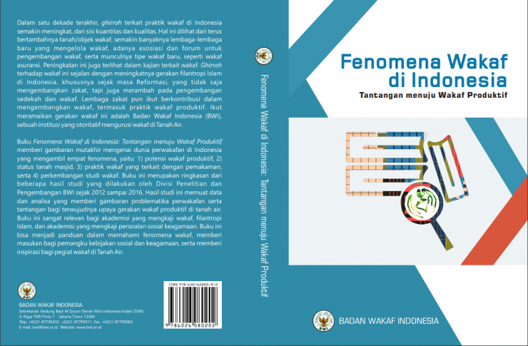 Fenomena Wakaf di Indonesia  - Fenomena Wakaf di Indonesia 740x485 - Fenomena Wakaf di Indonesia