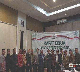 Materi Webinar Pembinaan Penguatan Kelembagaan Perwakilan BWI  - Arahan Raker Badan Wakaf Indonesia 2019  335x300 - Materi Webinar Pembinaan Penguatan Kelembagaan Perwakilan BWI