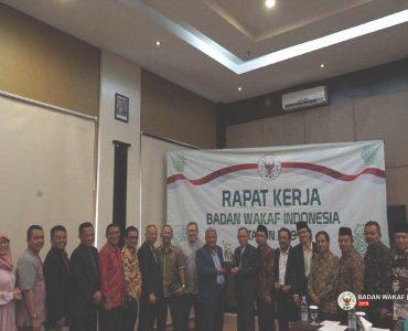 Materi Webinar Pembinaan Penguatan Kelembagaan Perwakilan BWI  - Arahan Raker Badan Wakaf Indonesia 2019  370x300 - Materi Webinar Pembinaan Penguatan Kelembagaan Perwakilan BWI