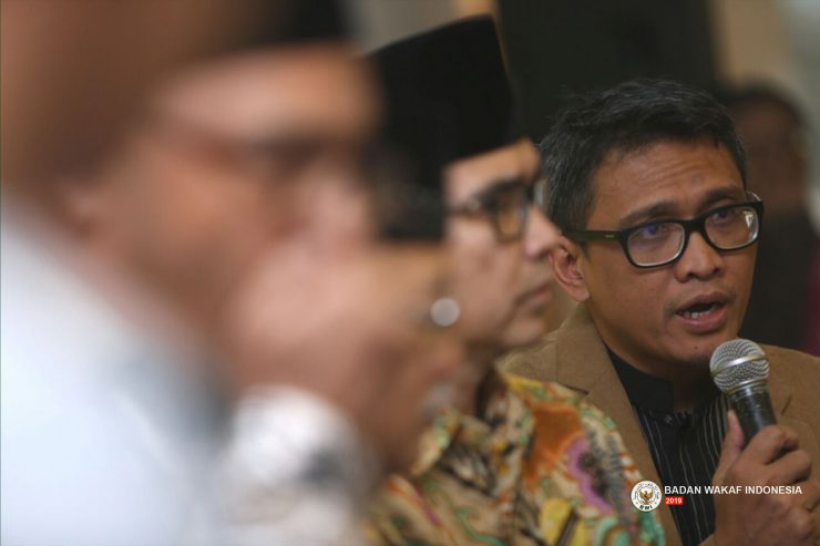 Badan Wakaf Indonesia Dorong Pengelolaan Wakaf Gunakan Platform Digital  - Badan Wakaf Indonesia Dorong Pengelolaan Wakaf Gunakan Platform Digital 740x493 - Badan Wakaf Indonesia Dorong Pengelolaan Wakaf Gunakan Platform Digital