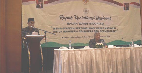 Wakaf Uang Bisa Bermanfaat Bagi Kemaslahatan Bangsa  - Menag Apresiasi Badan Wakaf Indonesia Dalam Upaya Tingkatkan Pertumbuhan Wakaf Nasional 585x300 - Meteri Agama Apresiasi Badan Wakaf Indonesia Dalam Upaya Tingkatkan Pertumbuhan Wakaf Nasional