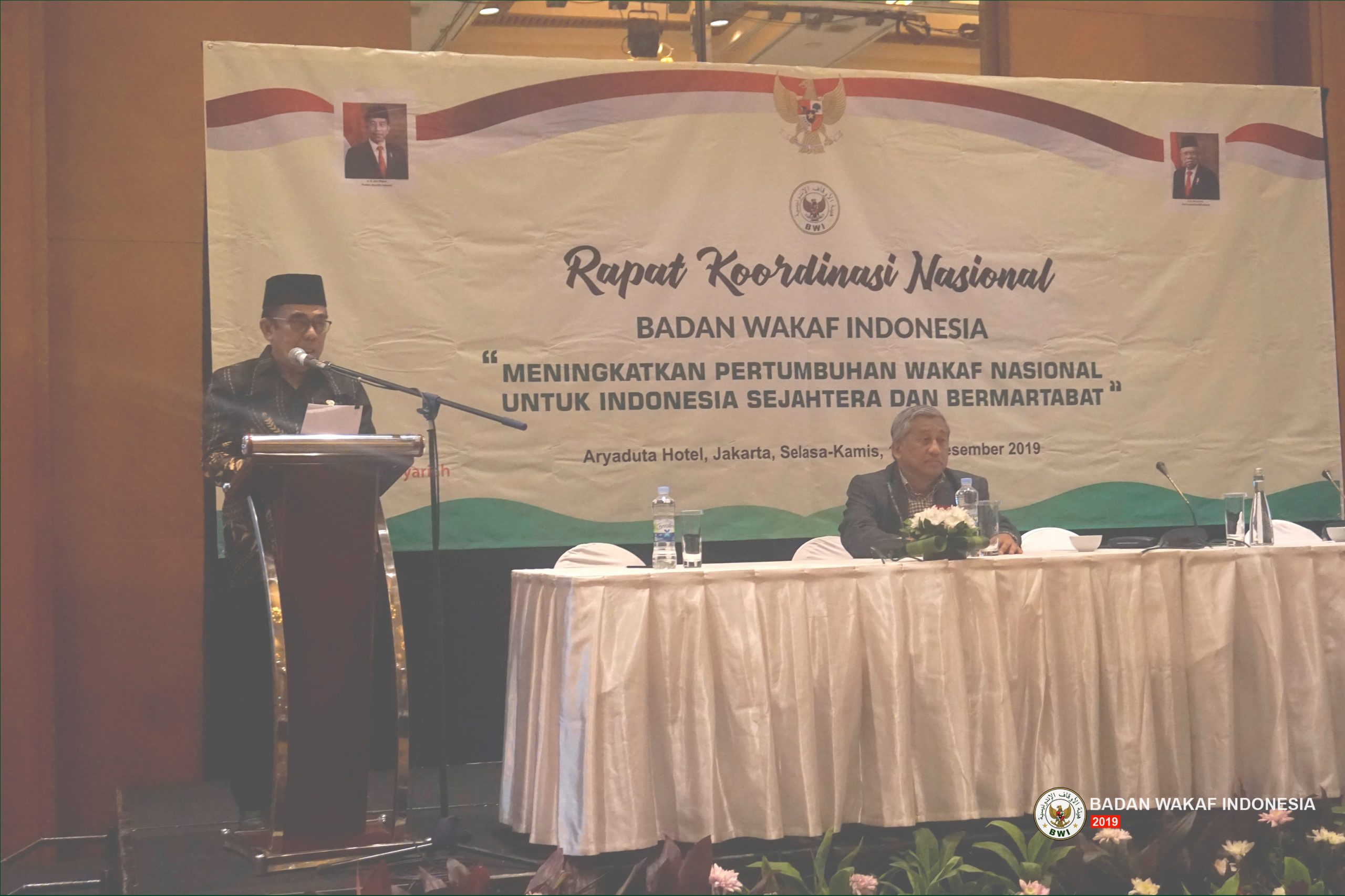 Menag Ingin UU Wakaf Segera Direvisi  - Menag Apresiasi Badan Wakaf Indonesia Dalam Upaya Tingkatkan Pertumbuhan Wakaf Nasional scaled - Menag Ingin UU Wakaf Segera Direvisi
