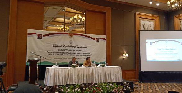Menteri Agraria dan Tata Ruang Dorong Tanah Wakaf untuk Bersertfikat  - Menteri ATR Sofyan Jalil 585x300 - Kementerian ATR Permudah Sertifikasi Tanah Wakaf Melalu  Aturan Baru