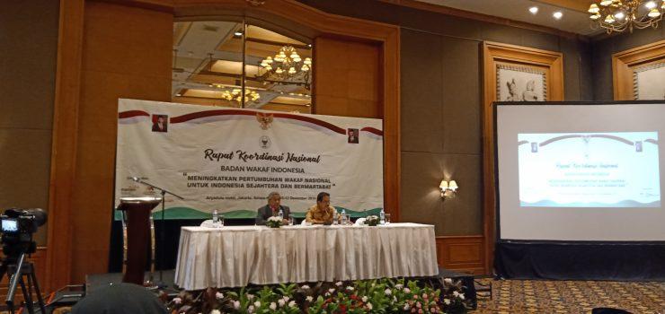 Menteri Agraria dan Tata Ruang Dorong Tanah Wakaf untuk Bersertfikat  - Menteri ATR Sofyan Jalil 740x350 - Kementerian ATR Permudah Sertifikasi Tanah Wakaf Melalu  Aturan Baru