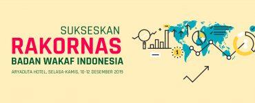 Sukseskan Rakornas Badan Wakaf Indonesia  - Sukseskan Rakornas BWI 370x150 - BWI Gelar Rakornas Guna Tingkatkan Pertumbuhan Wakaf Nasional