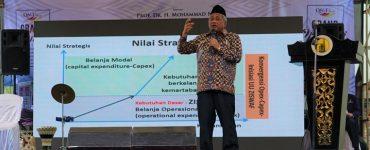 Kebaikan Dibalik Pengelolaan Hasil Sukuk Wakaf wakaf - Prof - Prof. Dr. Ir. Mohammad Nuh, DEA: Wakaf Secara Luar Biasa Dapat Memajukan Indonesia
