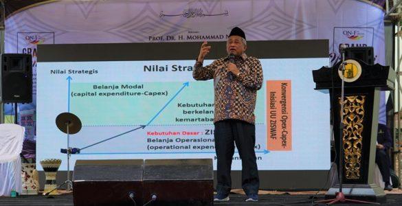 Kebaikan Dibalik Pengelolaan Hasil Sukuk Wakaf  - Prof - Wakaf Bisa Mengembangkan Dunia Pendidikan di Indonesia