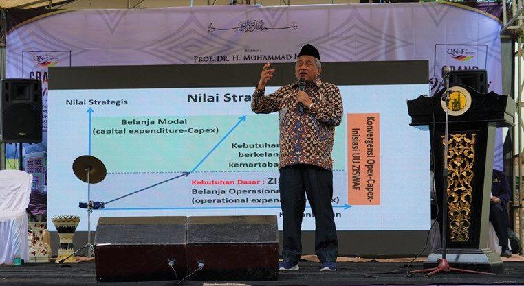 Wakaf Bisa Mengembangkan Dunia Pendidikan di Indonesia
