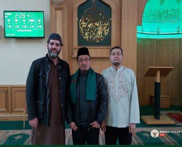 Berwakaf dan Bergaining Kematian  - Wakaf Komunitas Ashton Central Mosque Inggris 370x300 - Berwakaf dan Bergaining Kematian