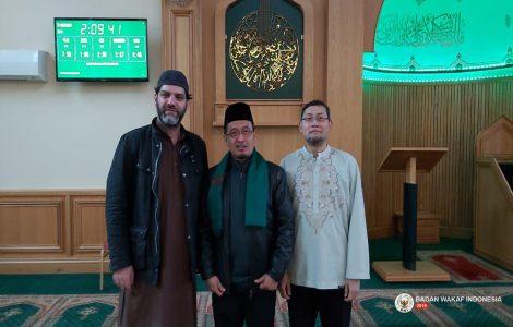 Berwakaf dan Bergaining Kematian  - Wakaf Komunitas Ashton Central Mosque Inggris 470x300 - Berwakaf dan Bergaining Kematian