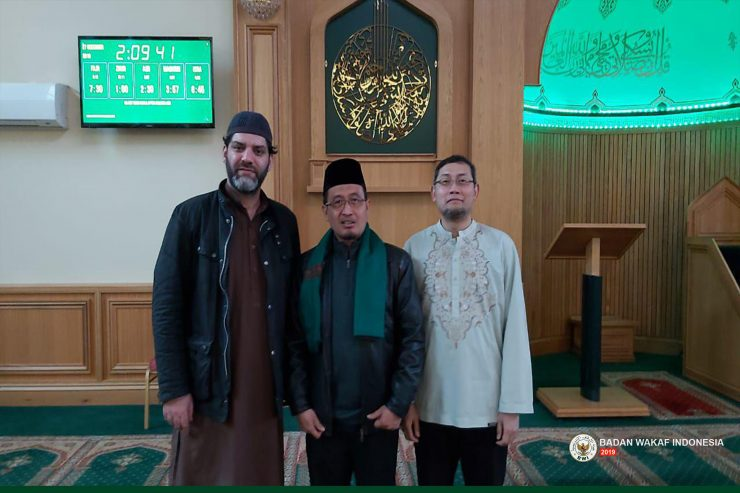 Berwakaf dan Bergaining Kematian  - Wakaf Komunitas Ashton Central Mosque Inggris 740x493 - Berwakaf dan Bergaining Kematian