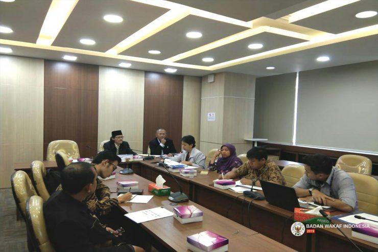 Badan Wakaf Indonesia Dorong Revisi UU Wakaf Segera  - Badan Wakaf Indonesia Dorong Revisi UU Wakaf Segera 740x493 - Badan Wakaf Indonesia Dorong Revisi UU Wakaf Segera