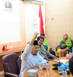PUASA, DHU'AFA DAN GASEBU  - Kunjungan Mahasiswa STAI DARUSSALAM LAMPUNG KE BWI00 doc large 285x300 - PUASA, DHU'AFA DAN GASEBU