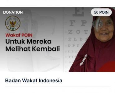 BWI Terbitkan Program Wakaf Poin  - Wah Ada Wakaf Poin di Telkomsel Gimana Caranya 2 370x300 - BWI Luncurkan  Program Wakaf Poin
