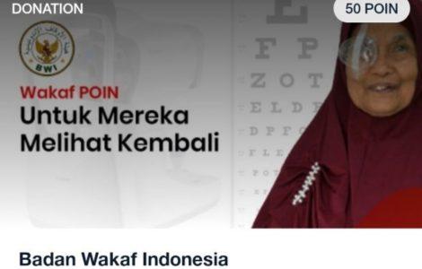 BWI Terbitkan Program Wakaf Poin  - Wah Ada Wakaf Poin di Telkomsel Gimana Caranya 2 470x300 - BWI Luncurkan  Program Wakaf Poin