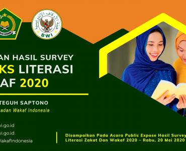 laporan Indeks Literasi Wakaf  - laporan Indek Literasi Wakaf 370x300 - Laporan Indeks Literasi Wakaf Indonesia Tahun 2020