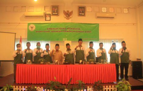 Badan Wakaf Indonesia (BWI) Perwakilan Bangka Barat Menggelar Bimbingan Teknis Perwakafan  - Badan Wakaf Indonesia BWI Perwakilan Bangka Barat Menggelar Bimbingan Teknis Perwakafan 470x300 - Badan Wakaf Indonesia (BWI) Perwakilan Bangka Barat Menggelar Bimbingan Teknis Perwakafan