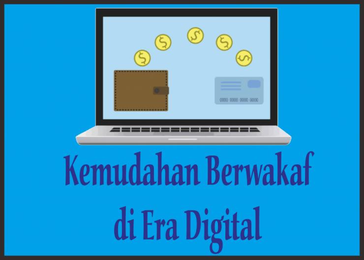 Digitalisasi Bisa Tingkatkan Antusias Wakaf pada Kaum Milenial  - Digitalisasi Bisa Tingkatkan Antusias Wakaf pada Kaum Milenial 740x530 - Digitalisasi Bisa Tingkatkan Antusias Wakaf pada Kaum Milenial