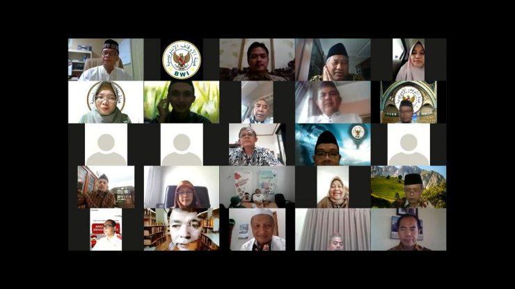 Prof. M. Nuh Jelaskan Program Wakaf Peduli Indonesia kepada Para Rektor  - Prof - Prof. M. Nuh Jelaskan Program Wakaf Peduli Indonesia Segera Digulirkan