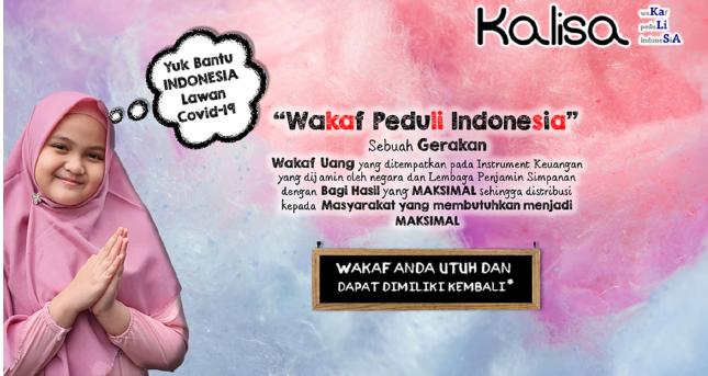 Wakaf Peduli Indonesia  - kalisa e1591671848921 - Kalisa | Wakaf Peduli Indonesia