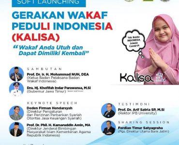 Badan Wakaf Indonesia Siap Gelar Soft Launching KALISA 2020  - Launching Kalisa 370x300 - Badan Wakaf Indonesia Siap Gelar Soft Launching Kalisa  2020
