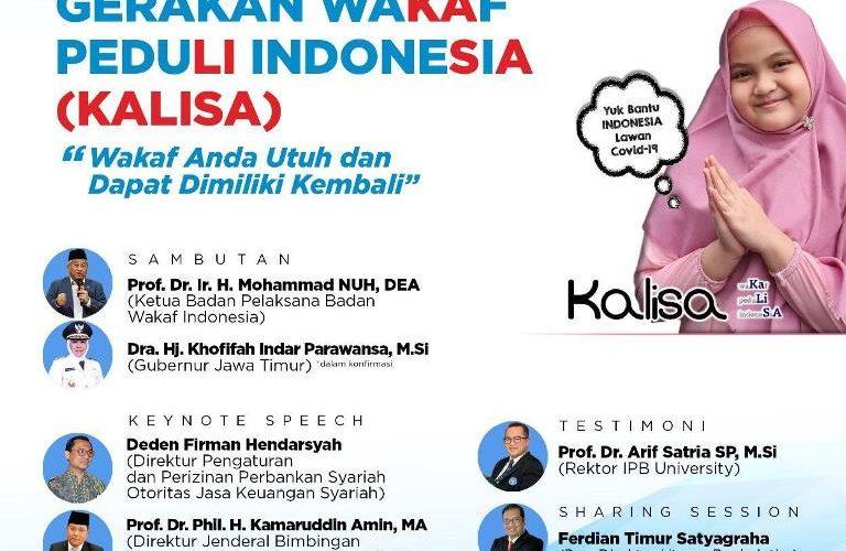 Badan Wakaf Indonesia Siap Gelar Soft Launching KALISA 2020  - Launching Kalisa 768x500 - Badan Wakaf Indonesia Siap Gelar Soft Launching Kalisa  2020