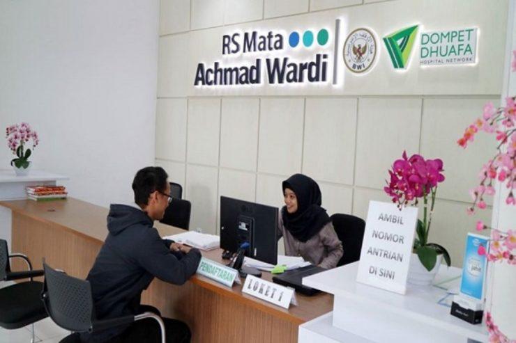 New Normal, Rumah Sakit Wakaf Achmad Wardi BWI-DD Siap Buka Layanan Retina Center  - New Normal Rumah Sakit Wakaf Achmad Wardi BWI DD Siap Buka Layanan Retina Center 1 740x493 - New Normal, Rumah Sakit Wakaf Achmad Wardi BWI-DD Siap Buka Layanan Retina Center
