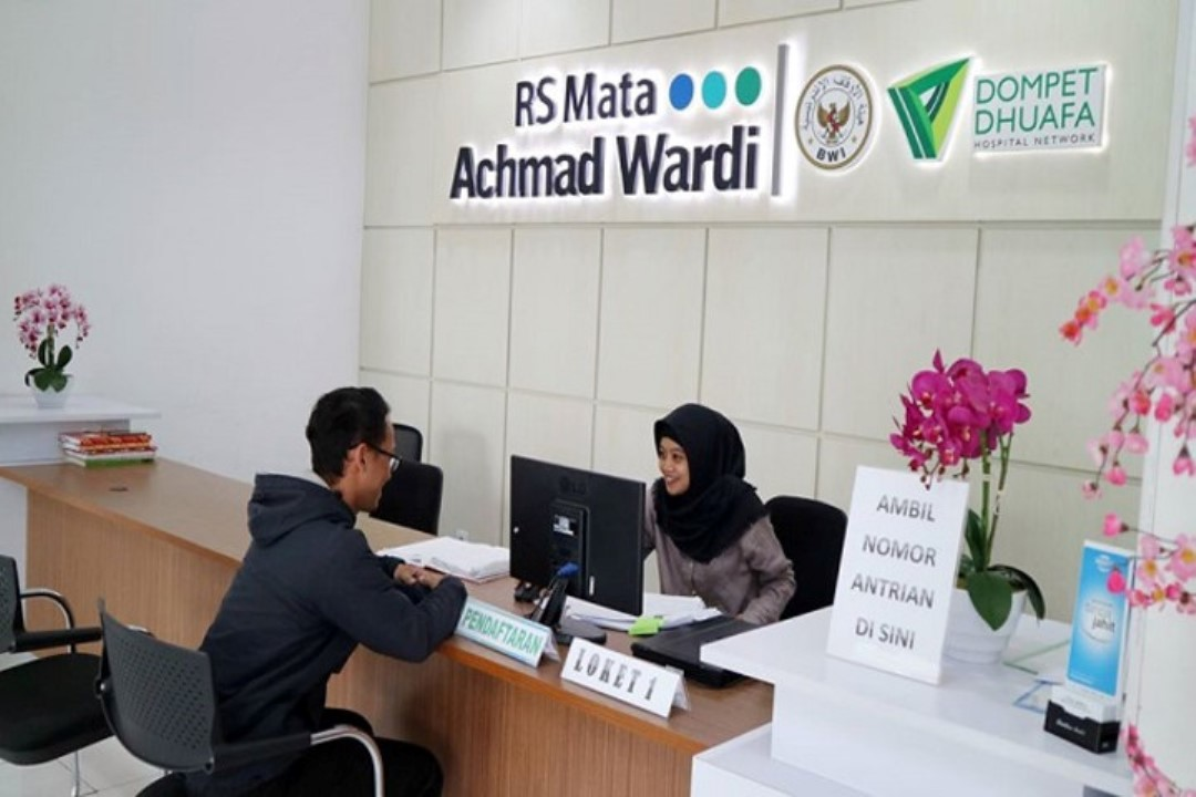 New Normal, Rumah Sakit Wakaf Achmad Wardi BWI-DD Siap Buka Layanan Retina Center  - New Normal Rumah Sakit Wakaf Achmad Wardi BWI DD Siap Buka Layanan Retina Center 1 - New Normal, Rumah Sakit Wakaf Achmad Wardi BWI-DD Siap Buka Layanan Retina Center