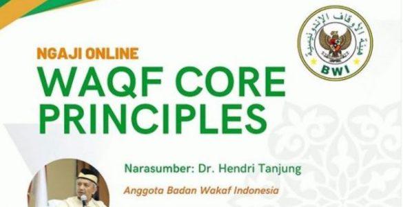 Pokok-Pokok Tatakelola Wakaf  - WCP3 2 585x300 - Materi WCP Seri #2