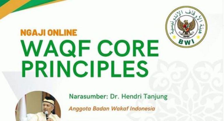 Materi Waqf Core Principles #Seri 3  - WCP3 2 - Materi Waqf Core Principles #Seri 3