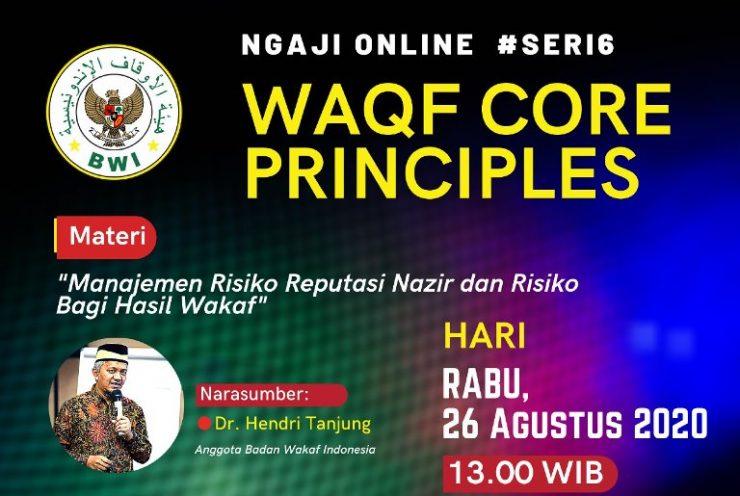 - IMG 20200825 WA0013 1 740x496 - Materi Waqf Core Principles #Seri 6