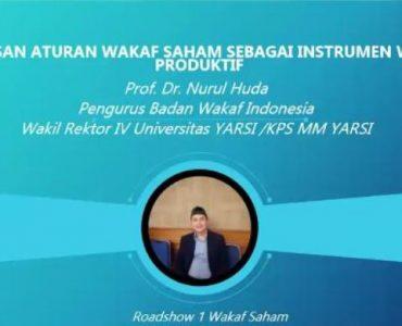 - Rumusan Wakaf saham 370x300 - Materi Rumusan Aturan Wakaf Saham Sebagai Instrumen Wakaf Produktif
