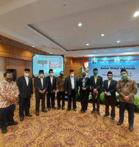BWI Gelar Rakornas dan Luncurkan Gerakan Wakaf Indonesia  - BWI Gelar Rakornas dan Luncurkan Gerakan Wakaf Indonesia 1 285x300 - Materi Rakornas Badan Wakaf Indonesia 2020