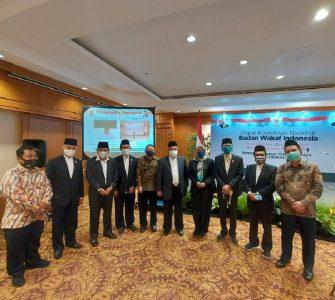 BWI Gelar Rakornas dan Luncurkan Gerakan Wakaf Indonesia  - BWI Gelar Rakornas dan Luncurkan Gerakan Wakaf Indonesia 1 335x300 - Materi Rakornas Badan Wakaf Indonesia 2020