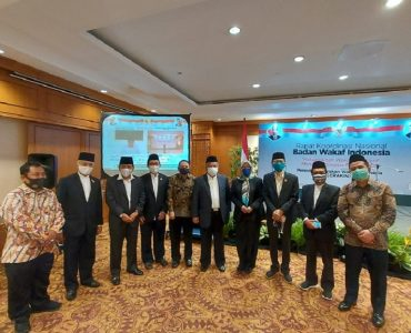 BWI Gelar Rakornas dan Luncurkan Gerakan Wakaf Indonesia  - BWI Gelar Rakornas dan Luncurkan Gerakan Wakaf Indonesia 1 370x300 - Materi Rakornas Badan Wakaf Indonesia 2020