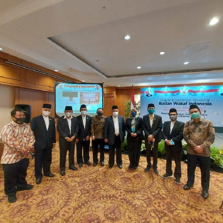 BWI Gelar Rakornas dan Luncurkan Gerakan Wakaf Indonesia  - BWI Gelar Rakornas dan Luncurkan Gerakan Wakaf Indonesia 1 740x740 - Materi Rakornas Badan Wakaf Indonesia 2020