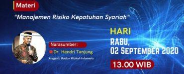 Event – Ngaji Online WCP Seri #7 : Manajemen Risiko Kepatuhan Syariah  - WCP Seri 7 1 370x150 - Event – Ngaji Online WCP #Seri7 : Manajemen Risiko Kepatuhan Syariah