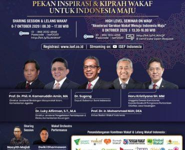 ISEF 2020  - IMG 20201006 WA0015 1 370x300 - Pekan Inspirasi & Kiprah Wakaf untuk Indonesia Maju