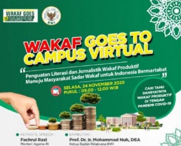 - Badan Wakaf Indonesia Gelar WGTC Virtual 370x300 - Materi Wakaf Goes TO Campus Virtual 2020