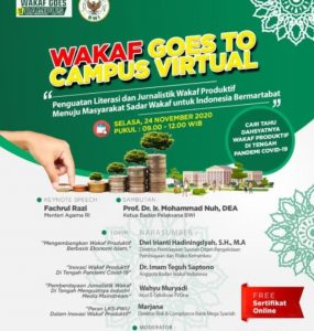 - Badan Wakaf Indonesia Gelar WGTC Virtual Besok 2 285x300 - Badan Wakaf Indonesia Gelar WGTC Virtual Besok